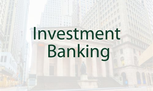 Options group investment banking