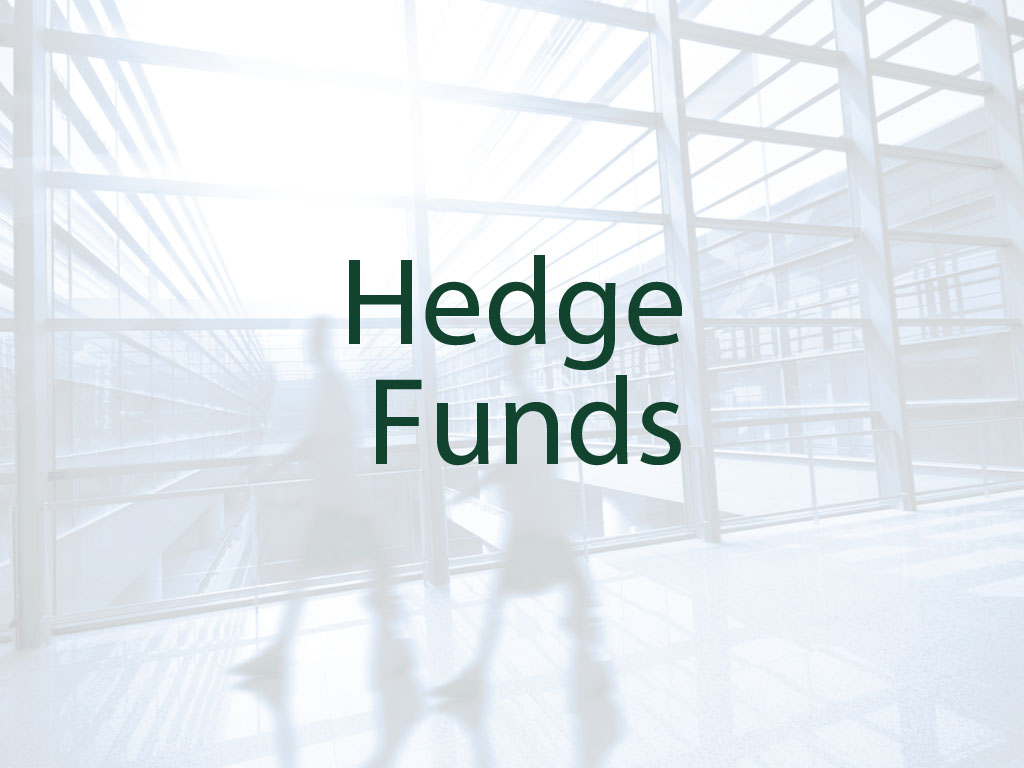 Trading strategies of hedge funds
